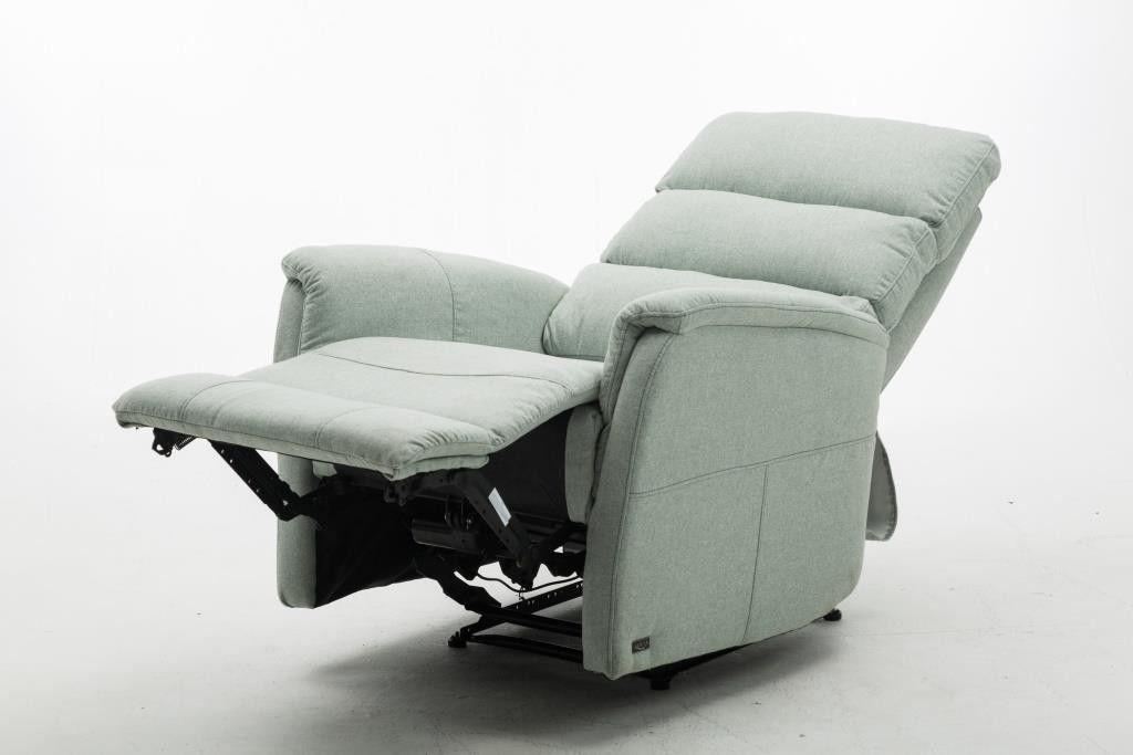 Кресло Arimax Dr Max DM05002 (Аквамарин) - фото 4