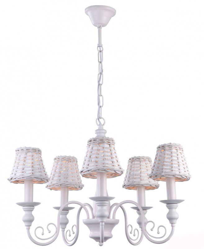 Светильник Arte Lamp Villagio A3400LM-5WH - фото 1