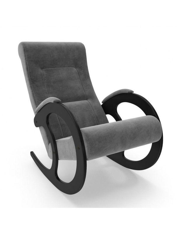 Кресло Impex Модель 3 Verona (Antrazite grey) - фото 1