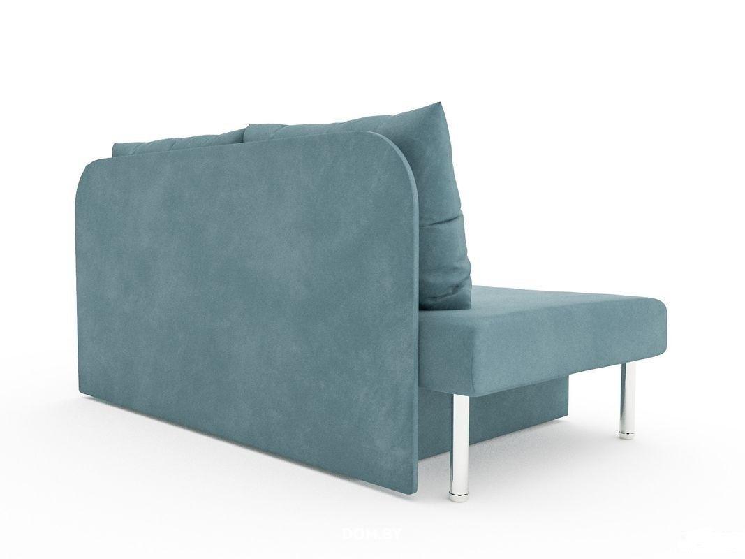 Диван Мебель-АРС Алиса Luna 089 голубой - фото 3