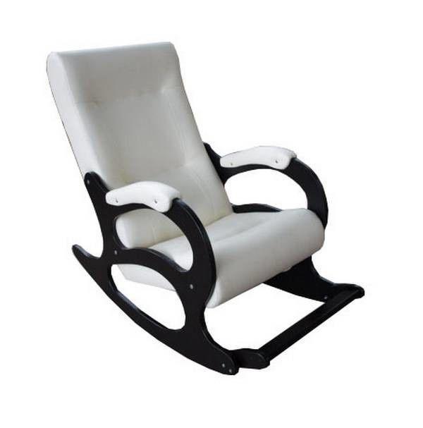 Кресло Бастион 2 Бисквит с подножкой - фото 1