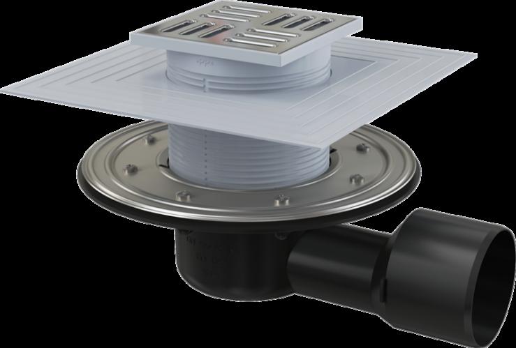 Водоотвод для ванной комнаты AlcaPlast APV3344 - фото 1