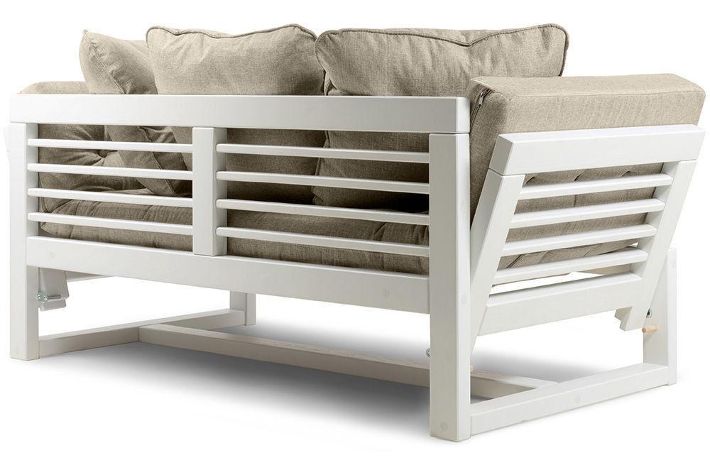 Диван Woodcraft Кушетка Балтик Textile Beige - фото 10