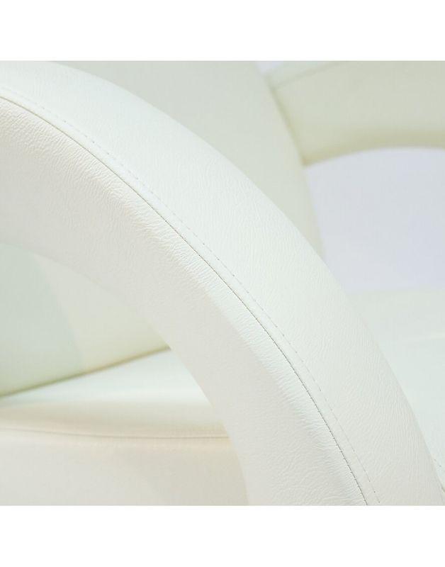 Кресло Impex Модель 9-К Экокожа (Антик-крокодил) - фото 5