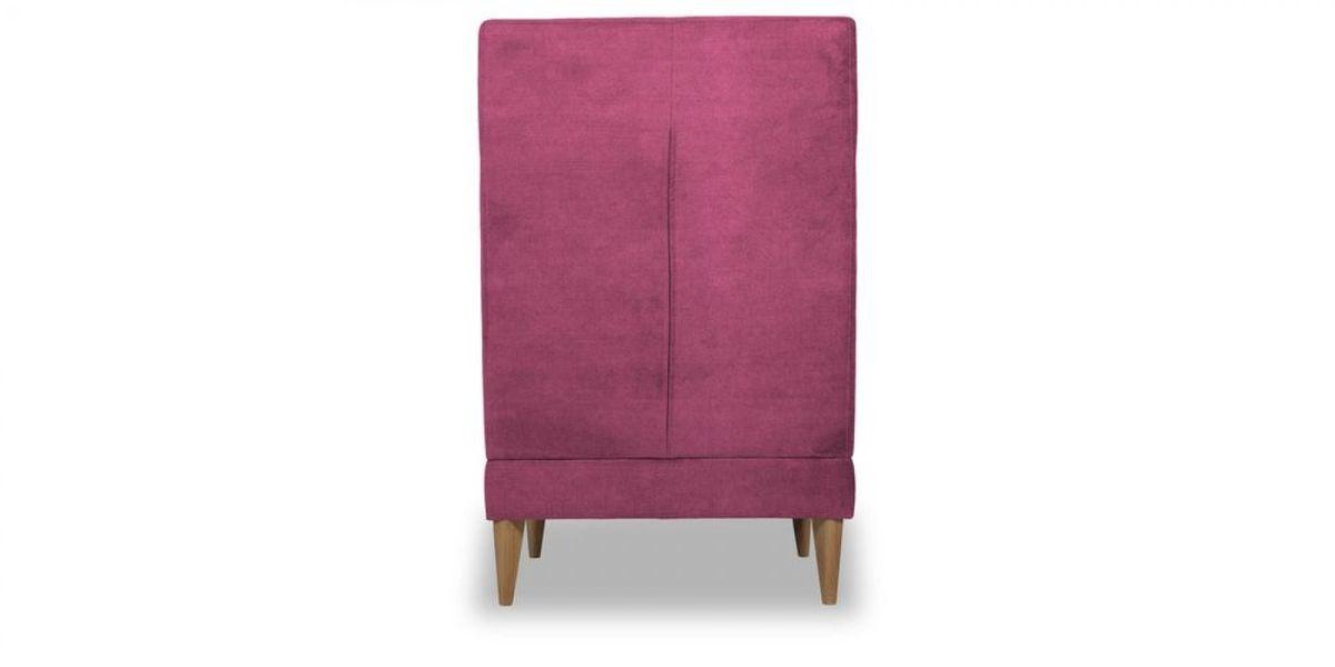 Кресло WOWIN Полар высокое (Фуксия велюр) - фото 5