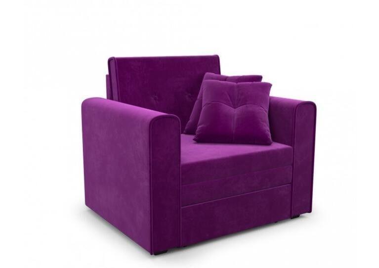 Кресло Craftmebel Санта (фиолет) - фото 1