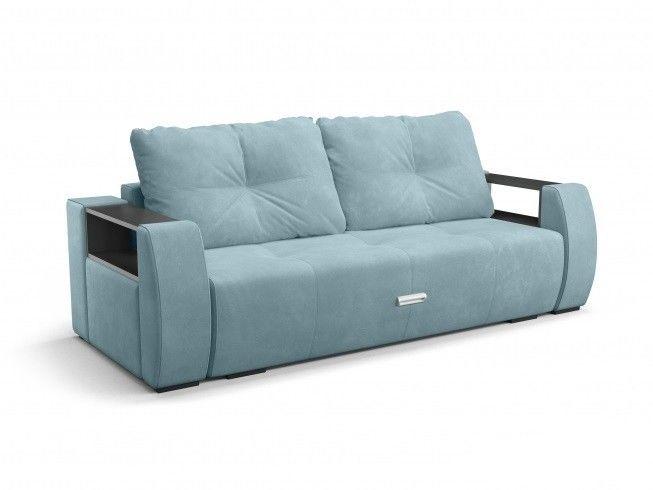 Диван Мебель-АРС Мальтида Luna 089 голубой - фото 1