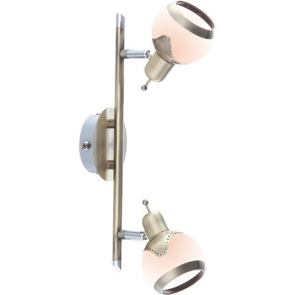 Настенно-потолочный светильник Globo Galvin 56101-2 - фото 1