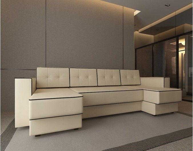 Диван Настоящая мебель Константин п-образный Орландо (модель 97) - фото 1