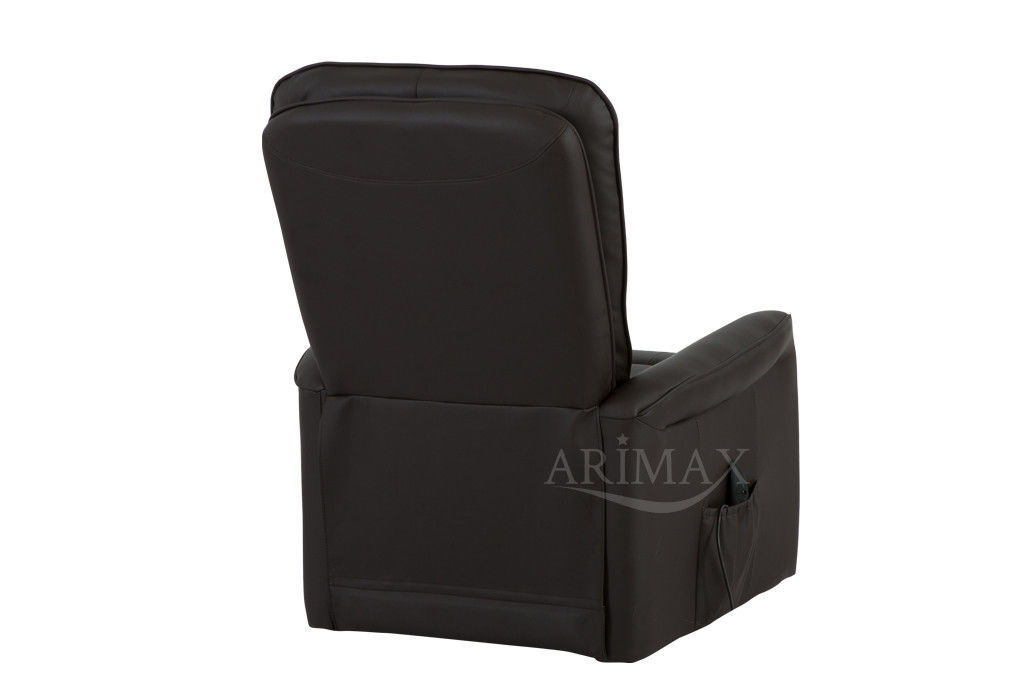 Кресло Arimax Dr Max DM02007 (Горький шоколад) - фото 7