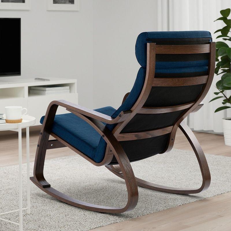 Кресло IKEA Поэнг 093.028.28 - фото 2