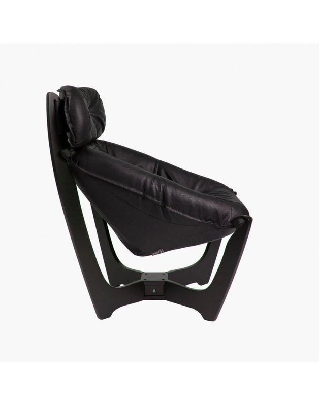 Кресло Impex Модель 11 экокожа (oregon 120) - фото 3