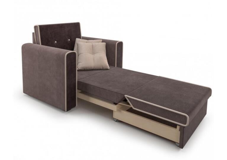 Кресло Craftmebel Санта (кордрой коричневый) - фото 2