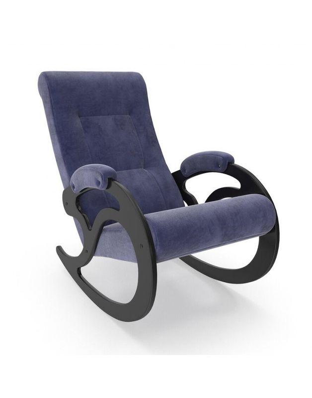Кресло Impex Модель 5 Verona (denim blue) - фото 1