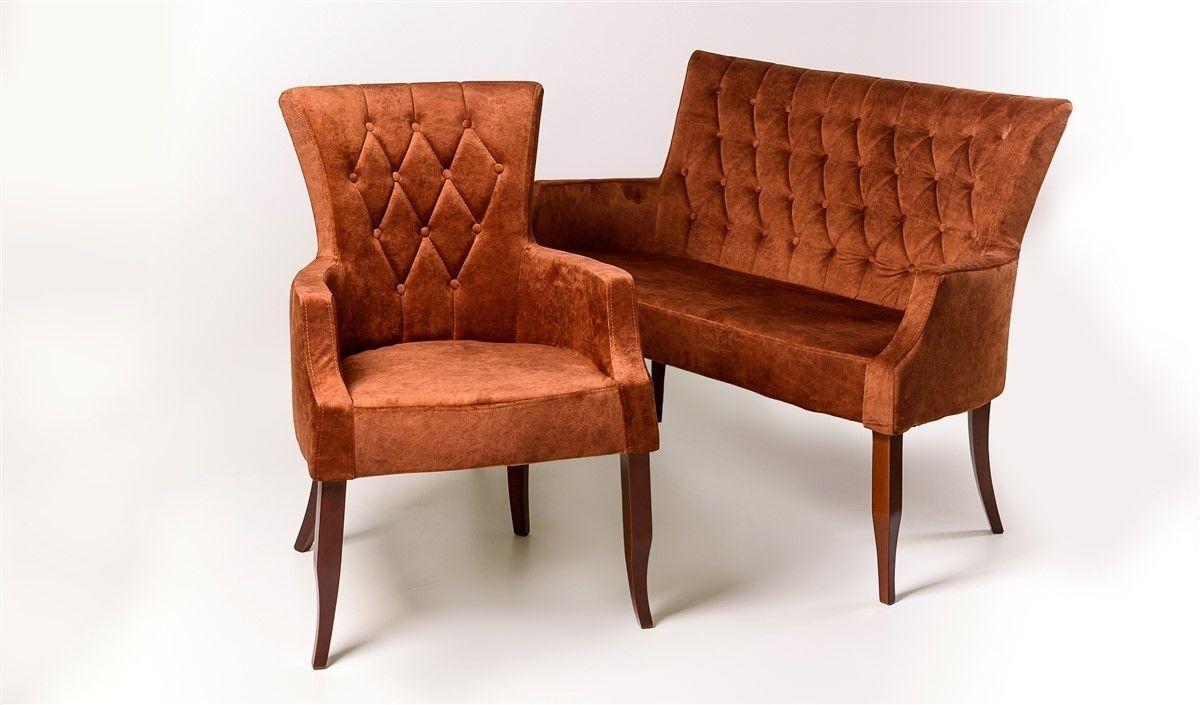 Кресло ФорестДекоГрупп Хорт (оранжевый) D-HORT-OR - фото 5