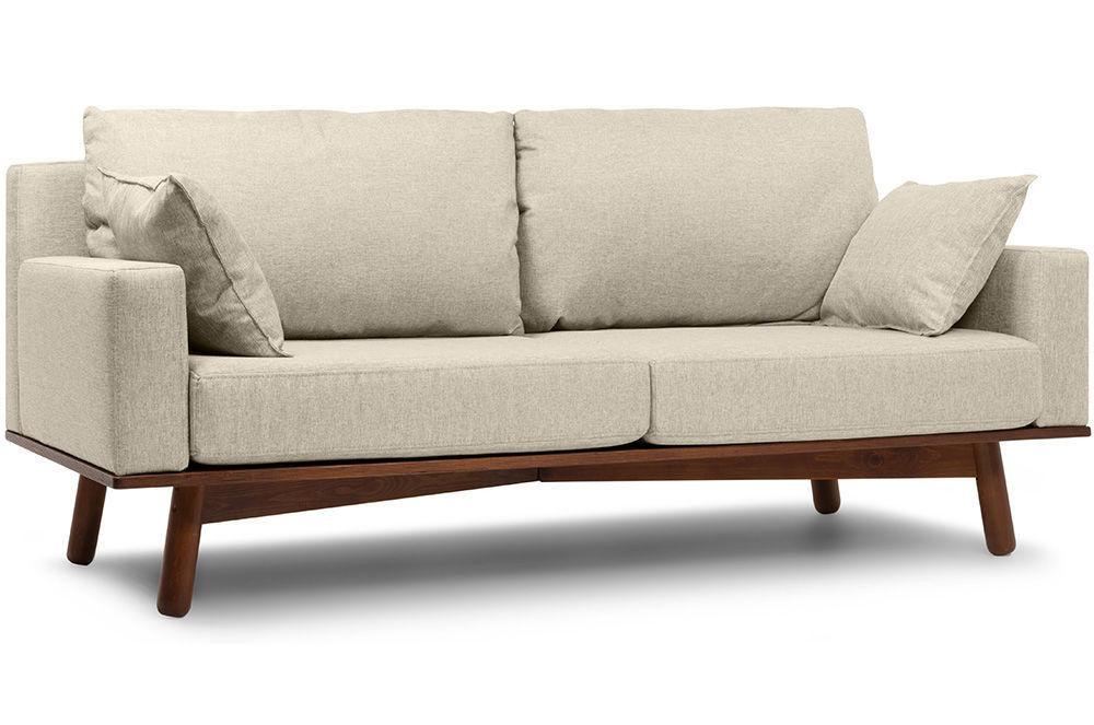 Диван Woodcraft Миннесота Textile Beige - фото 3