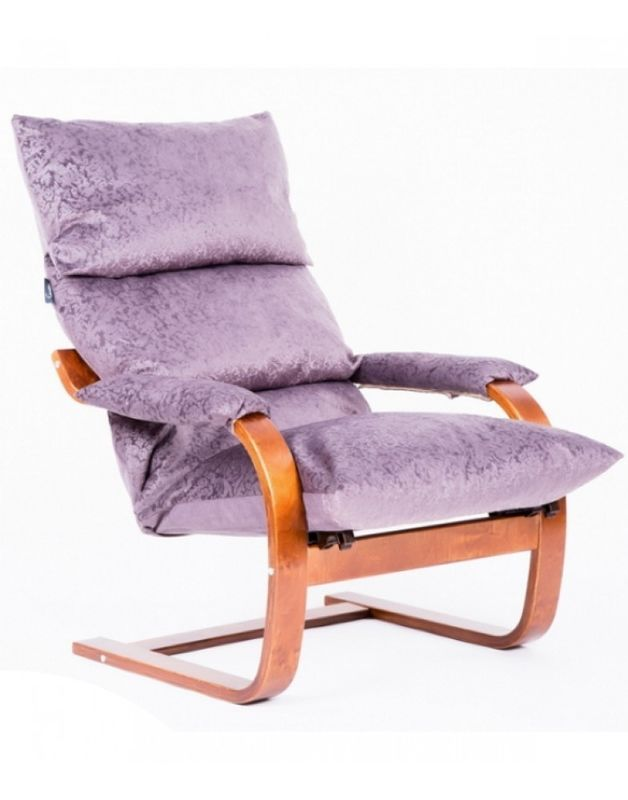 Кресло Impex Онега  вишня - фото 1