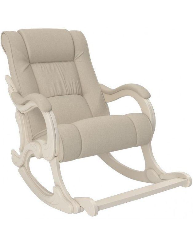 Кресло Impex Модель 77 Montana сливочный (Montana 501) - фото 4