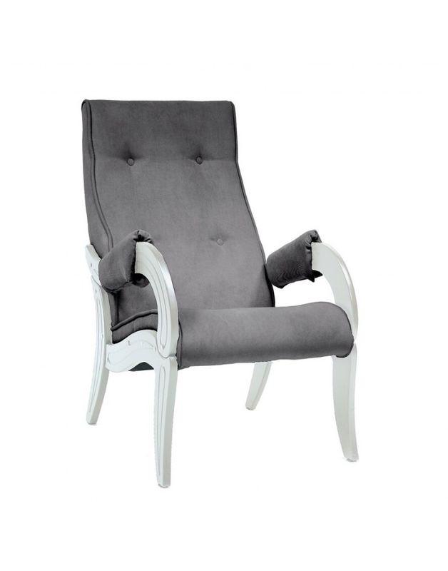 Кресло Impex Модель  701 verona сливочный (light grey) - фото 1