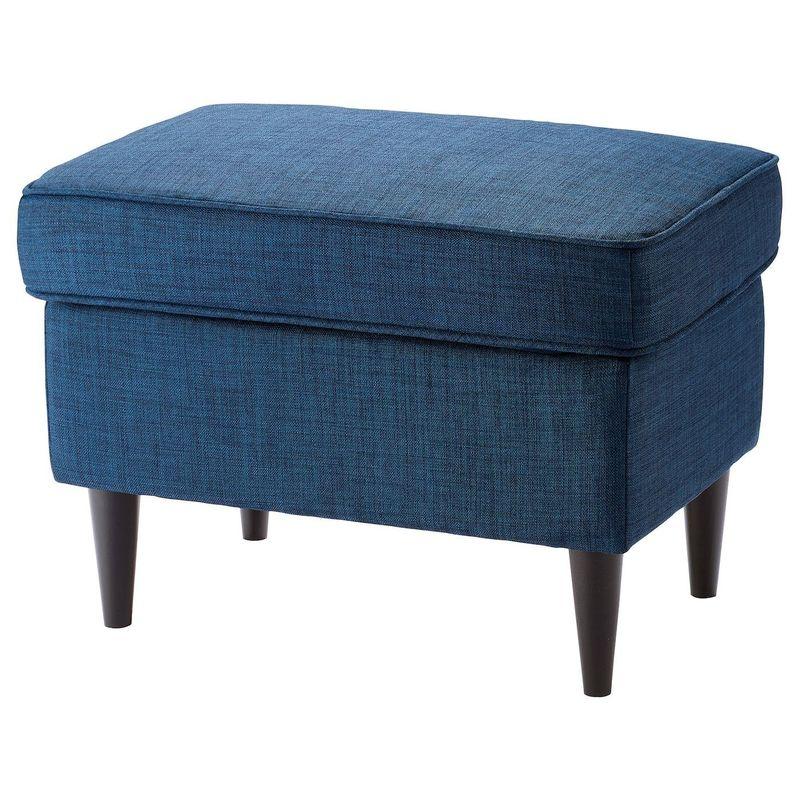 Пуфик IKEA Страндмон 004.198.80 - фото 5