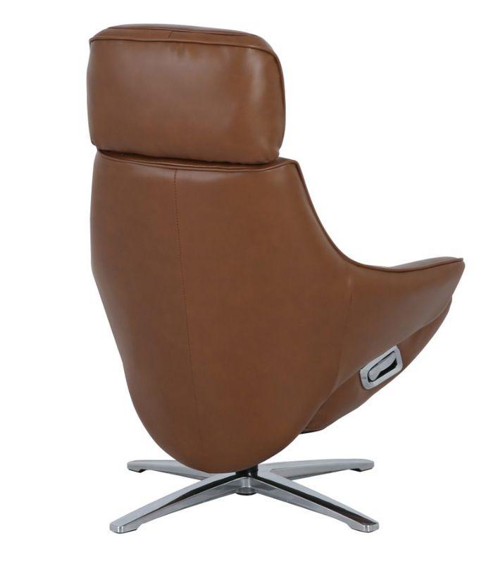 Кресло Arimax Dr Max DM02008 (Охра) с подставкой для ног - фото 3