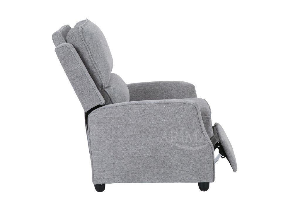 Кресло Arimax Dr Max DM02001 (Светло-серый) - фото 6