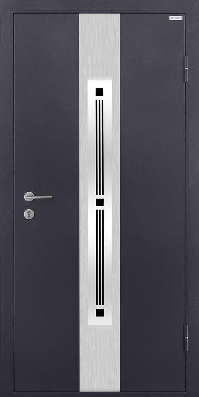 Входная дверь Ваша рамка Inox S-8 - фото 1