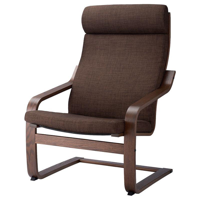 Кресло IKEA Поэнг 893.028.05 - фото 1
