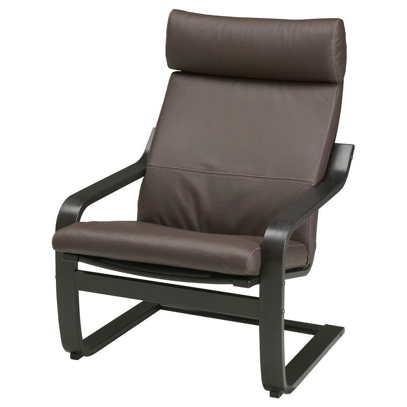 Кресло IKEA Поэнг 292.514.65 - фото 1
