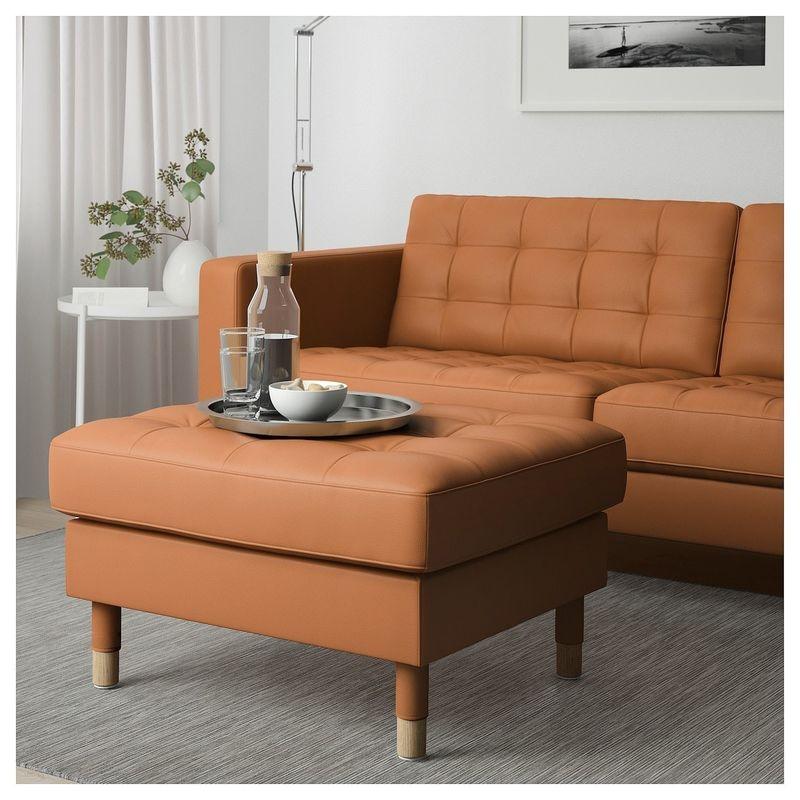Пуфик IKEA Ландскруна 592.691.81 - фото 3
