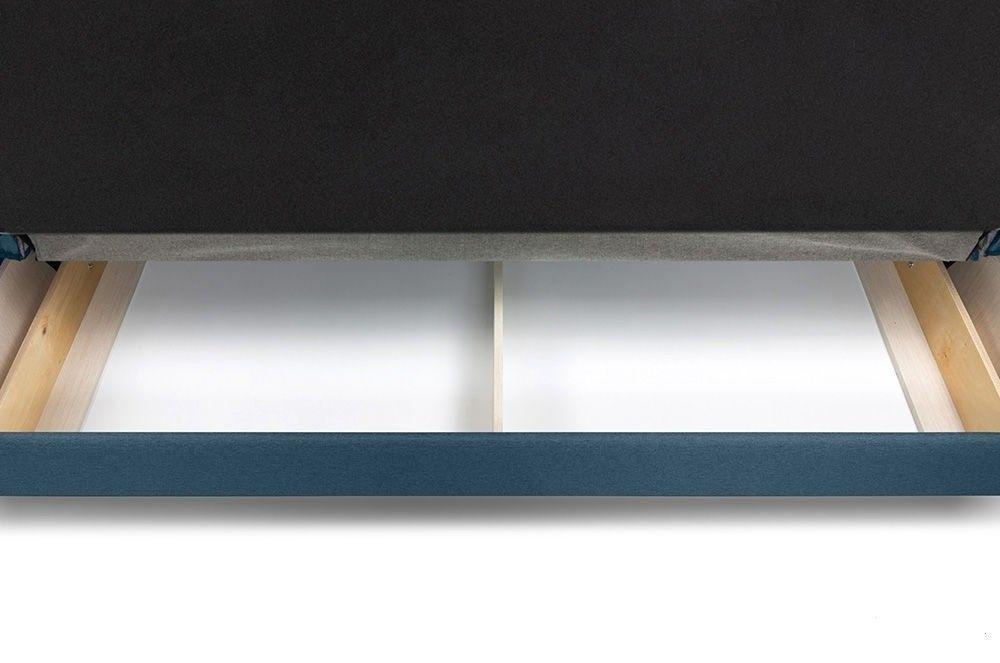 Диван Woodcraft Фабиус Blue прямой - фото 3