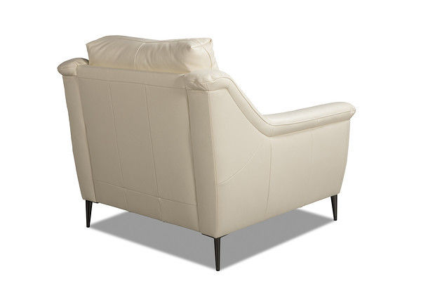 Кресло KLER RAMIRO E101 (117x103x99) кожа - фото 4