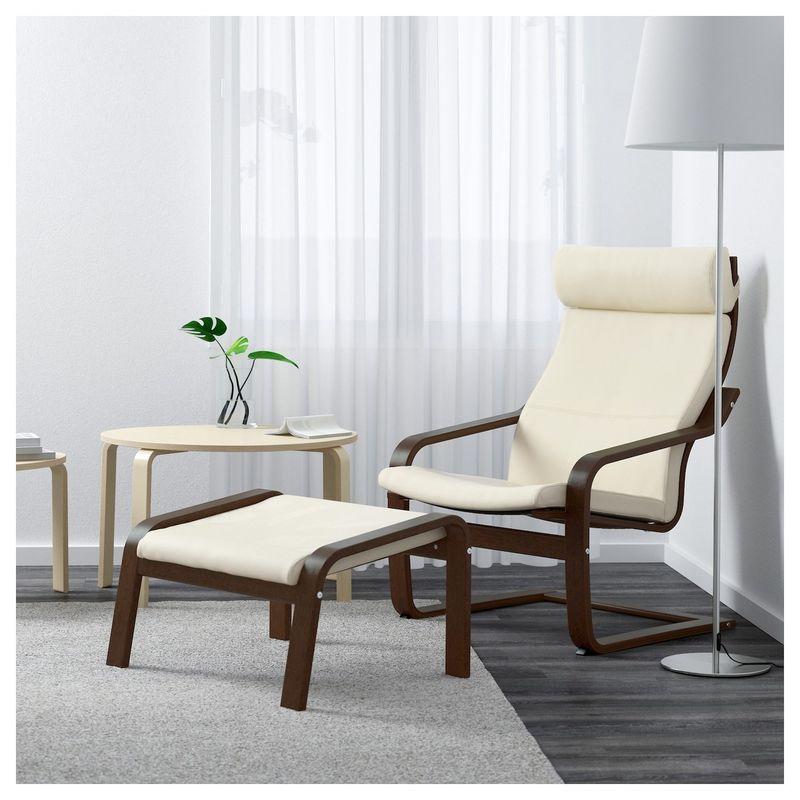 Кресло IKEA Поэнг 692.514.68 - фото 2