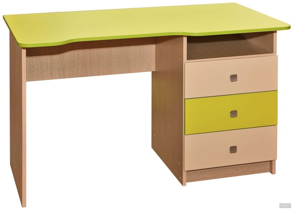 Детский стол Пинскдрев Бонни П027.12 (лайм) - фото 1