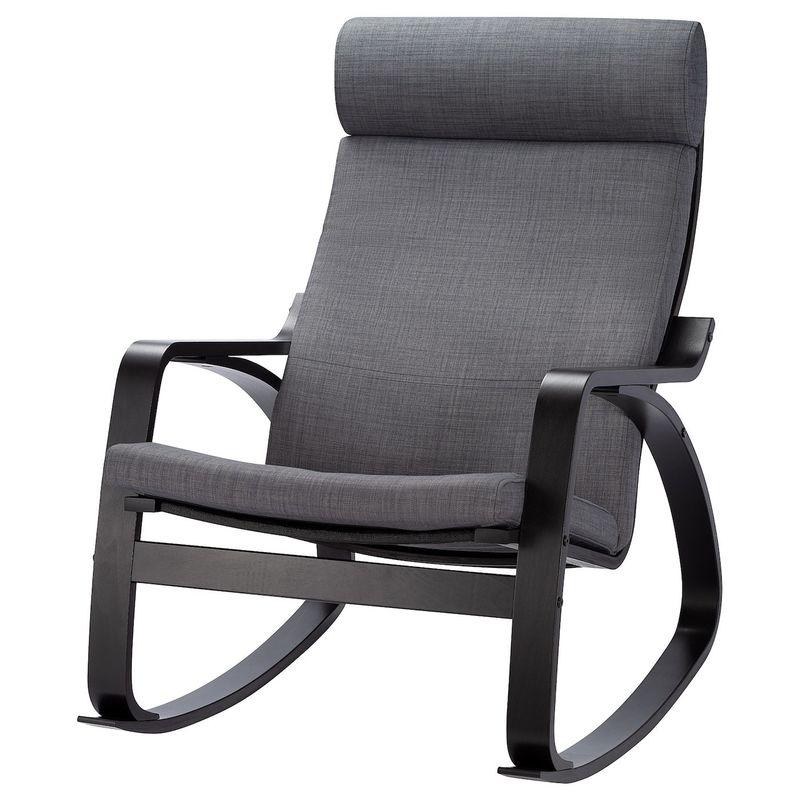 Кресло IKEA Поэнг 693.028.25 - фото 1