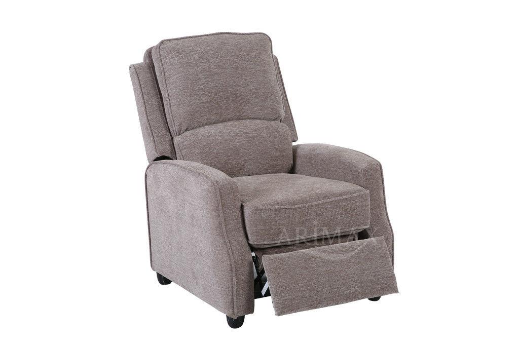 Кресло Arimax Dr Max DM02001 (Светло-коричневый) - фото 6