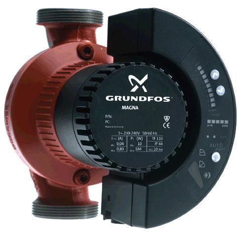 Насос для воды Grundfos MAGNA 32-80 F - фото 1