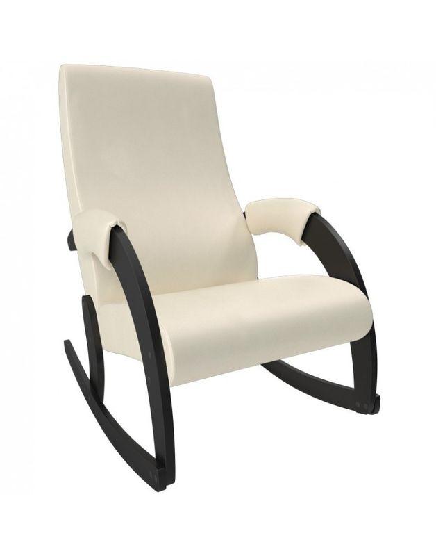 Кресло Impex Модель 67M  Экокожа (vegas lite black) - фото 4