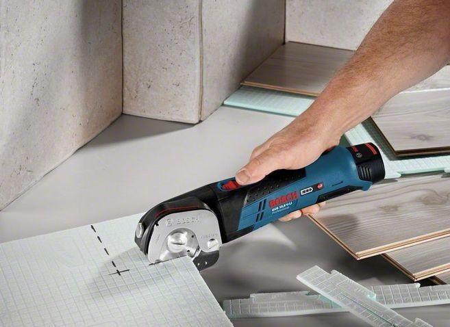 Ножницы по металлу Bosch GUS 10,8 V-LI Professional (0.601.9B2.904) - фото 3