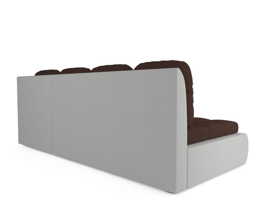 Диван Мебель-АРС Кормак (рогожка шоколад) - фото 4
