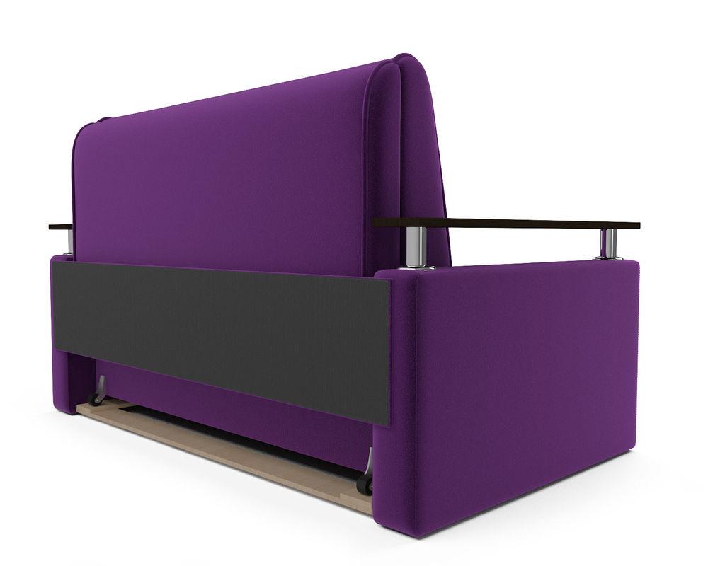 Диван Мебель-АРС Шарм — Фиолет (140х195) - фото 4