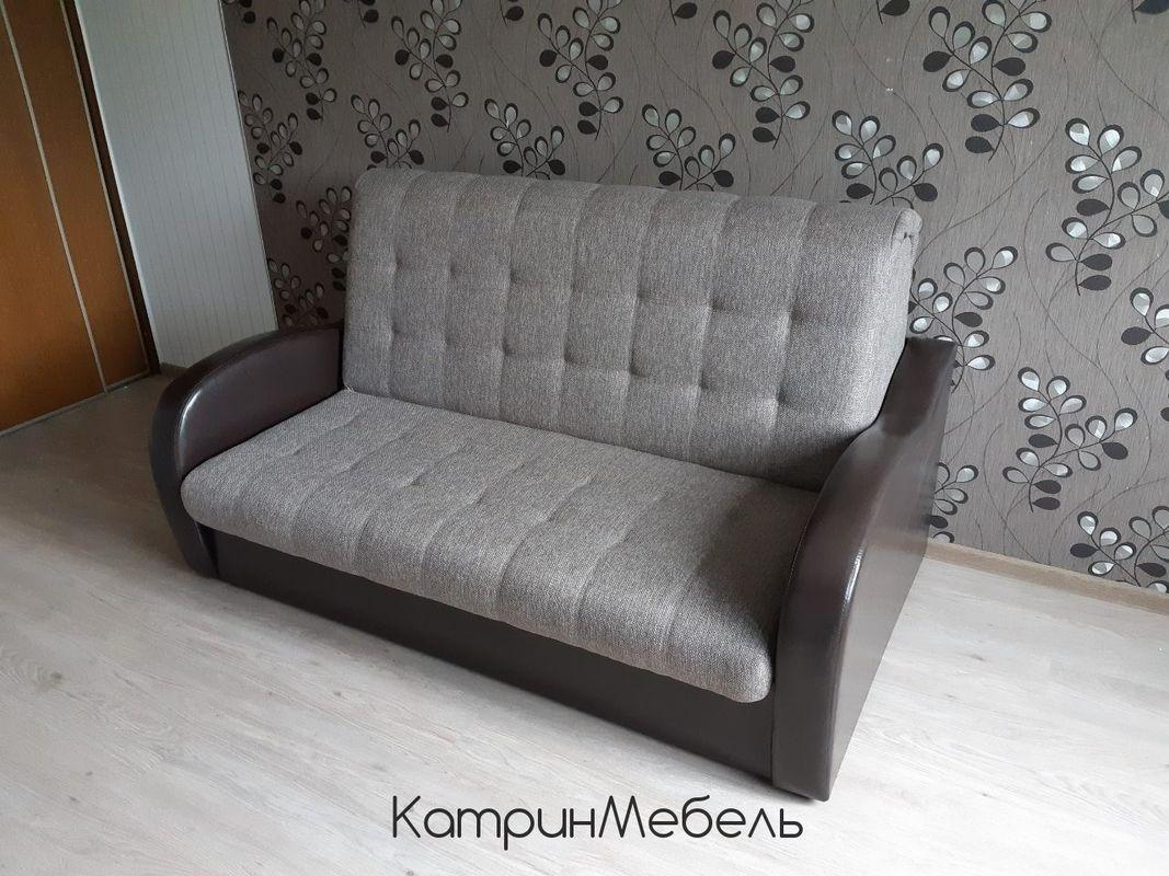 Диван DM-мебель Эврика (3М, серый/черный) - фото 2