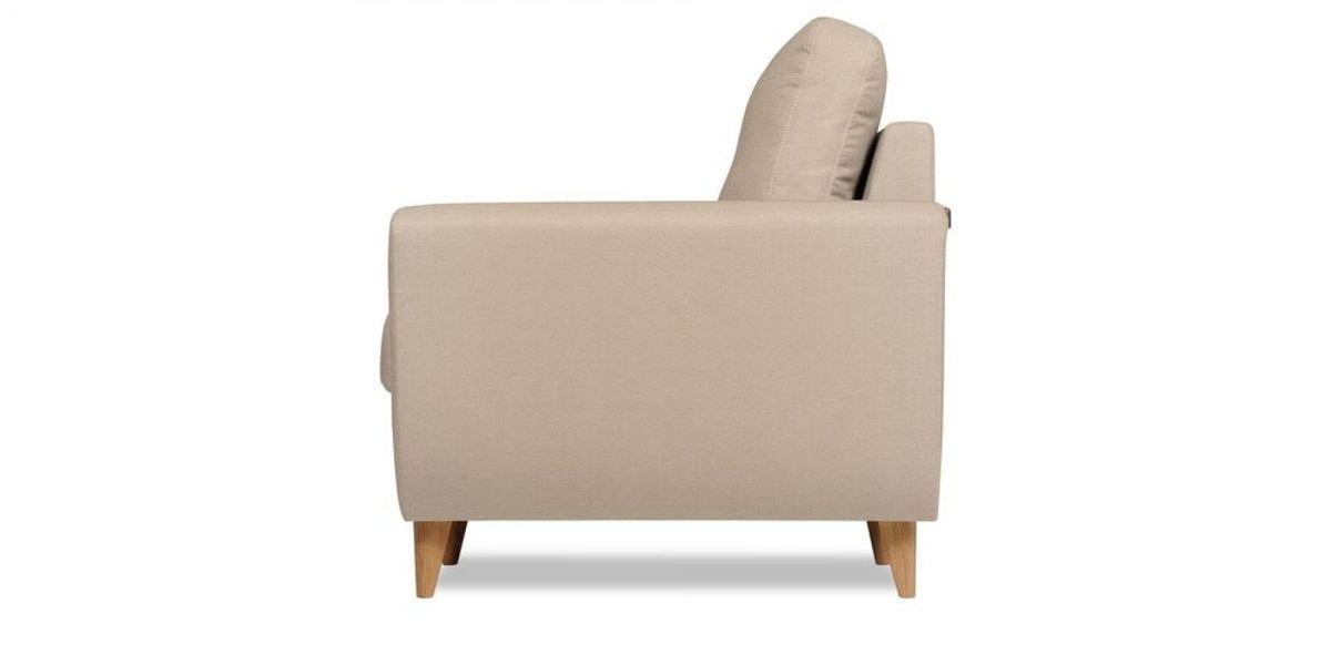 Кресло WOWIN Хоум (Дымчато-розовая микророгожка) - фото 4