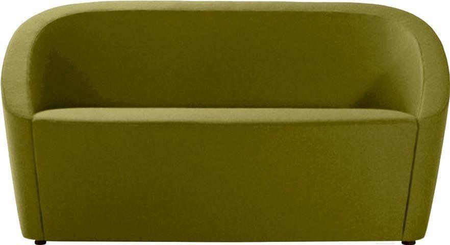 Диван Brioli Джакоб двухместный Classic Plain 7 - фото 1