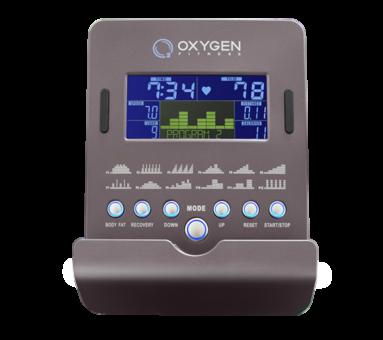 Эллиптический тренажер Oxygen Fitness EX-55 - фото 2