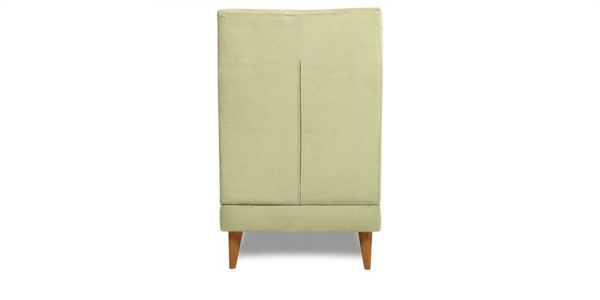 Кресло WOWIN Айленд (Серо-бежевая микророгожка) - фото 5