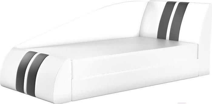 Диван Mebelico Мустанг 11 59085 экокожа белый - фото 1