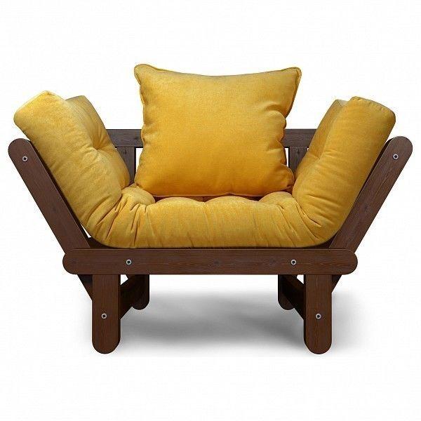 Кресло Anderson Сламбер AND_33set112, желтый - фото 1