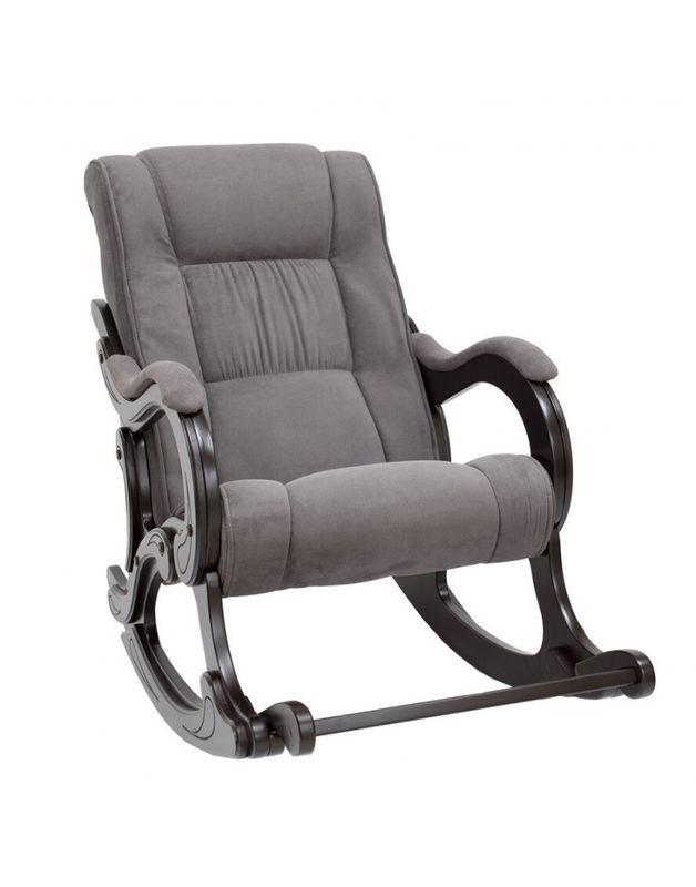 Кресло Impex Модель 77 Verona venge (light grey) - фото 2