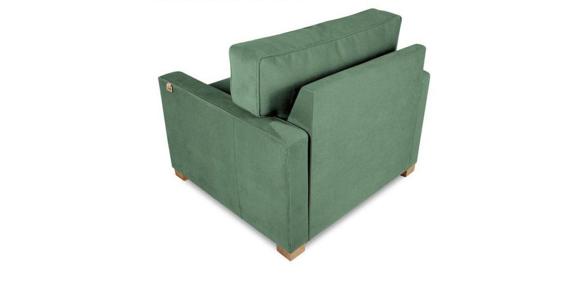 Кресло WOWIN Табу (Мятная рогожка) - фото 4